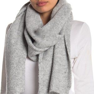 Melrose and Market scarf heather gray